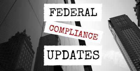 Federal Law Alert